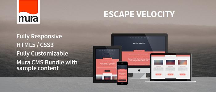 Escape Velocity - Mura Digital Experience Platform
