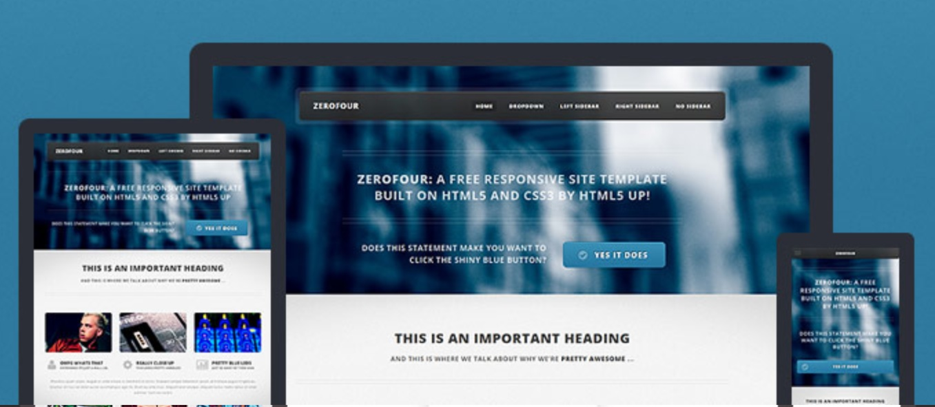 five new free mura cms themes available for download mura digital