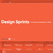 Design Sprints From Idea to Prototype in a Week