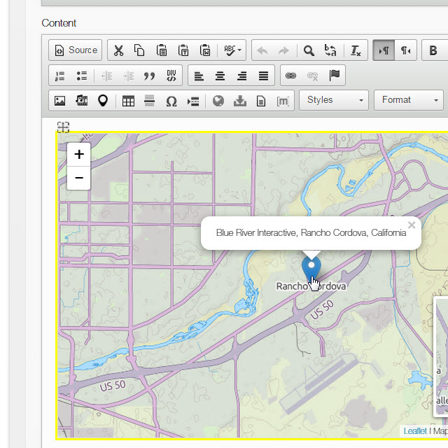 Leaflet Maps in Mura CMS 6.2 - Mura | Digital Experience ...