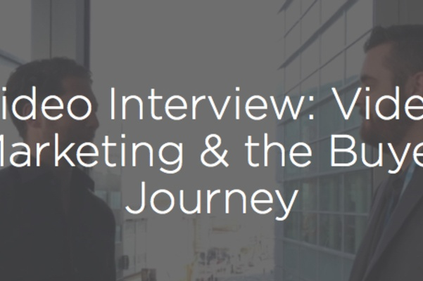 Video Marketing & the Buyer Journey
